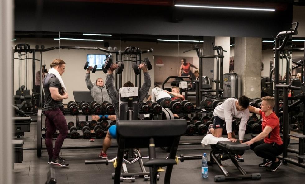 Pierwszy klub fitness ultra-premium weWrocławiu