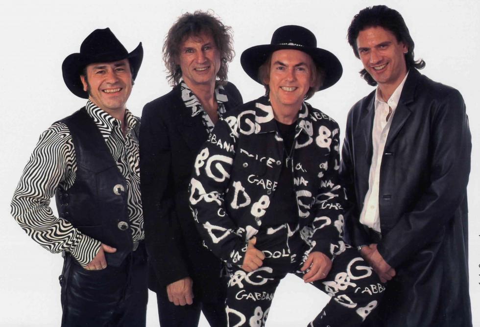 Slade - legenda brytyjskiego rocka na Gitarowym Rekordzie Guinnessa weWrocławiu