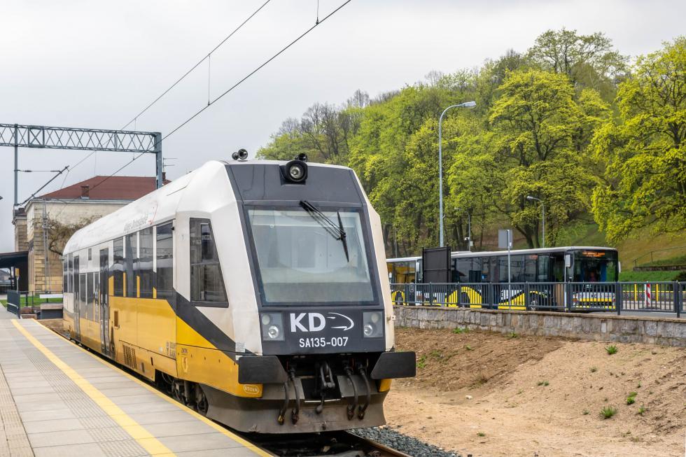 Kąty Wrocławskie dofinansują połączenia Kolei Dolnośląskich