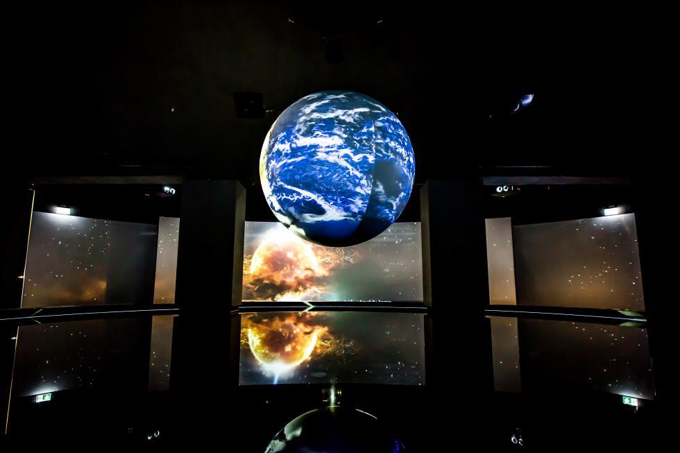 """Hydropolis zwyróżnieniem wkonkursie """"Popularyzator Nauki 2020"""""""