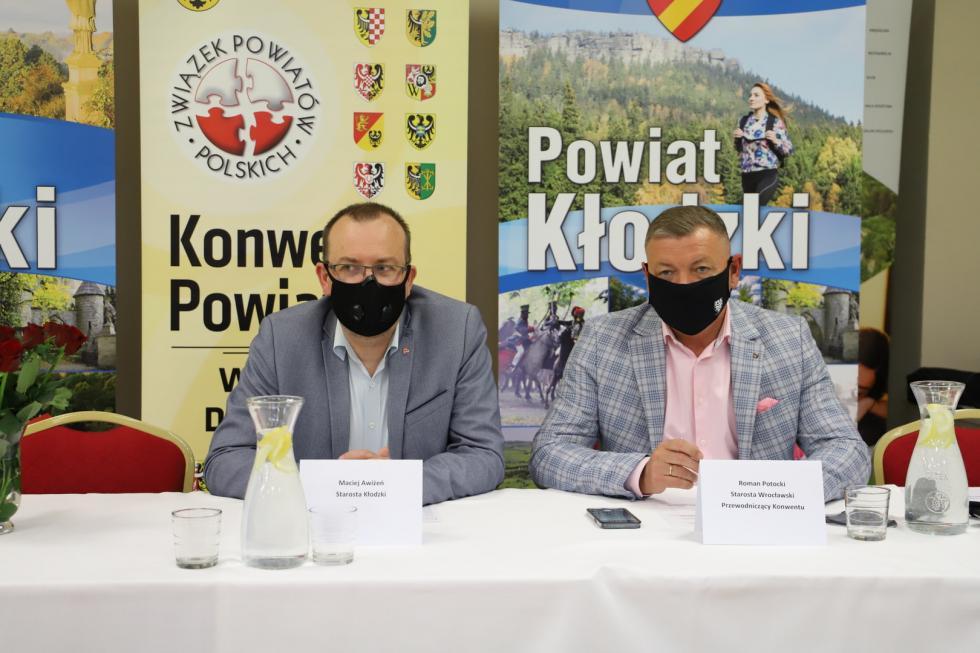 Konwent Powiatów Województwa Dolnośląskiego wPolnicy-Zdroju